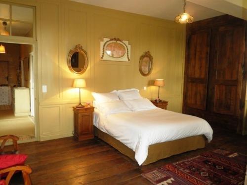 Manoir du Plessix-Madeuc : Guest accommodation near Broons