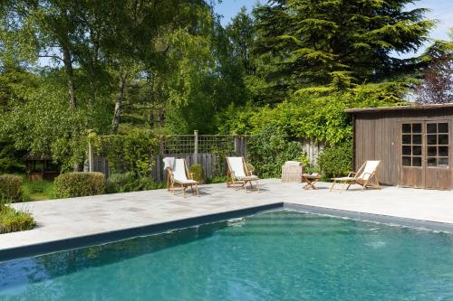 La Marcotte : Guest accommodation near La Chapelle-la-Reine