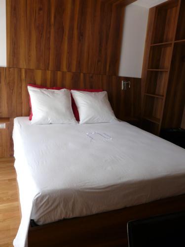 Résidences MV : Bed and Breakfast near Villeurbanne