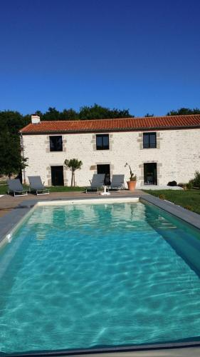 La Remise : Guest accommodation near Cholet