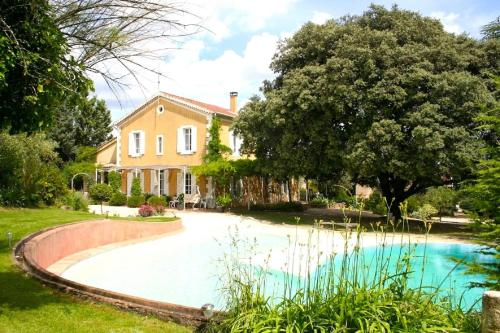 Le Fer en Cèze : Bed and Breakfast near Saint-Nazaire