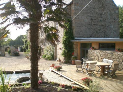 Manoir De Keringant : Guest accommodation near Trézény