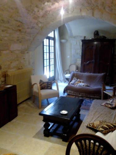 Le Patio Guest House : Guest accommodation near Aramon