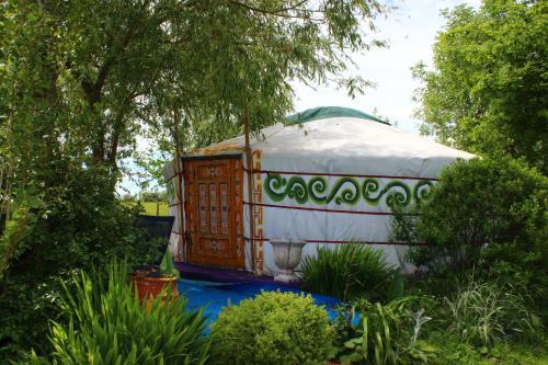 Au Bonheur Nomade : Guest accommodation near Le Tourneur