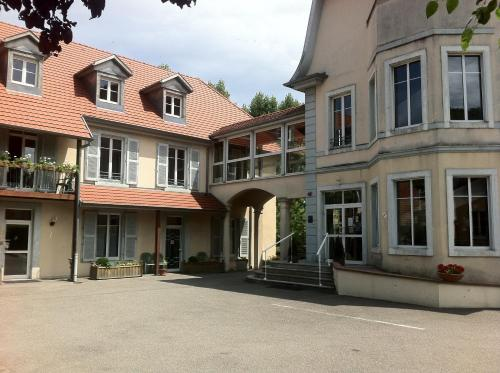 Hôtel du Rangen : Hotel near Bréchaumont