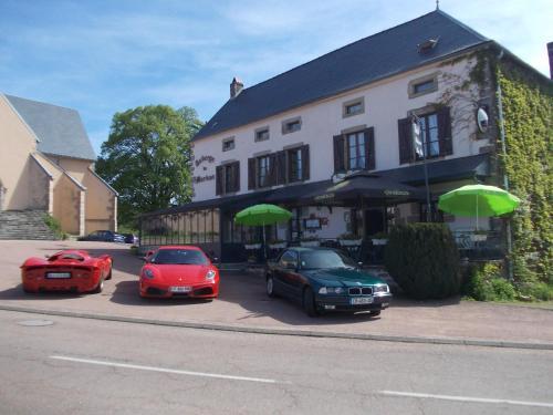 Auberge du Morvan : Hotel near Villiers-en-Morvan