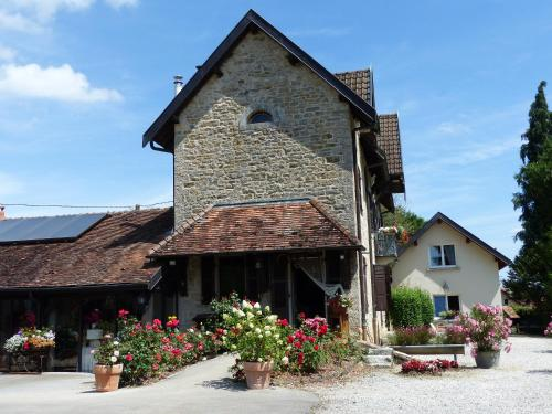 La Source D'Argammet : Bed and Breakfast near Chêne-Bernard