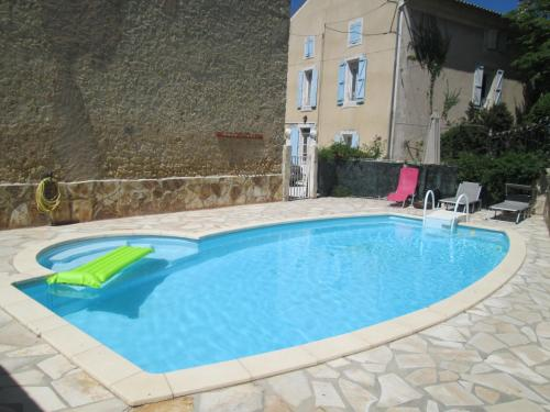 La Maison des vendangeurs : Guest accommodation near Saint-Chinian
