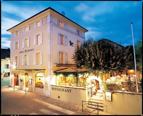 Hôtel de France : Hotel near Prévessin-Moëns