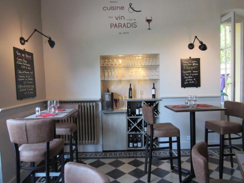 Hostellerie Le Mirabeau : Hotel near Peyrolles-en-Provence