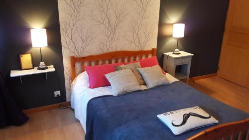 Gîte de la Moisandière : Guest accommodation near Montcuit