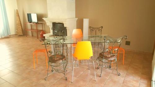 La maison de la colline : Guest accommodation near Marseille 7e Arrondissement