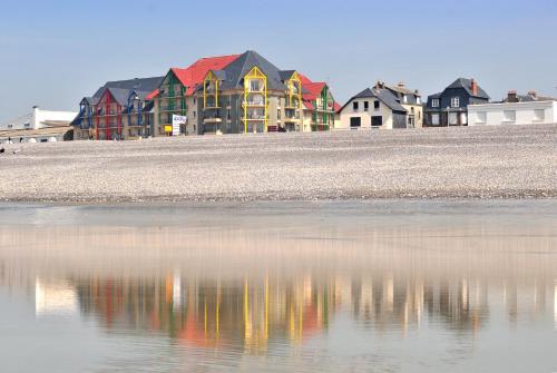 Madame Vacances Les Terrasses De La Plage : Guest accommodation near Cayeux-sur-Mer
