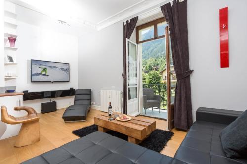 Le Majestic 40 appt : Apartment near Chamonix-Mont-Blanc