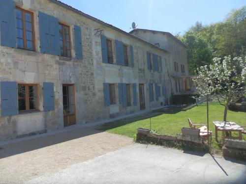 Petit Moulin De Veillard : Apartment near Segonzac