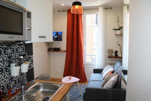 Gabriel Peri : Apartment near Cachan