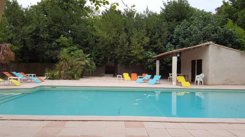 Holiday home Metairie Blanche : Guest accommodation near Termes
