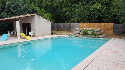 Holiday home Metairie Blanche - 4 : Guest accommodation near Saint-Pierre-des-Champs