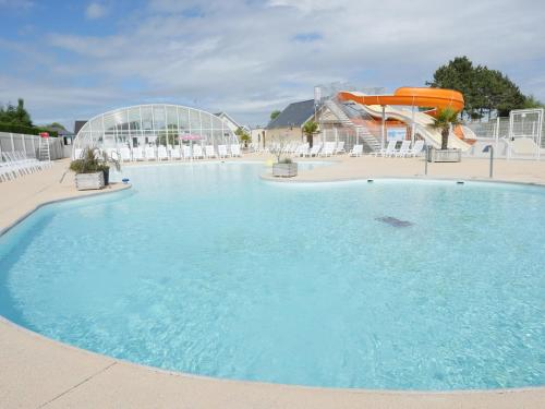Camping le Royon : Guest accommodation near Tigny-Noyelle