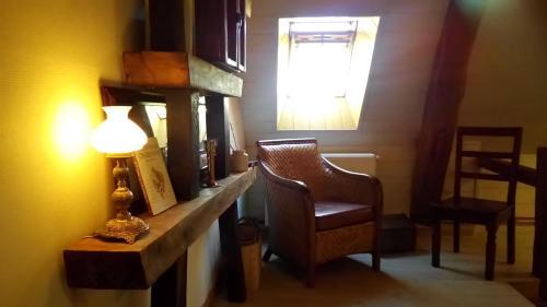 Appartement Quai de la Poterne : Apartment near Martigny-le-Comte