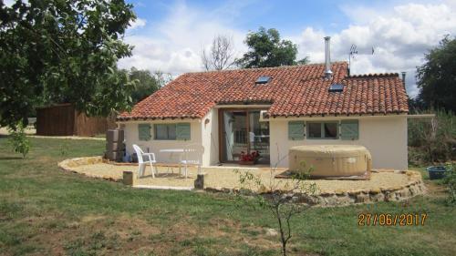 Les Bois de Brangeard : Guest accommodation near Soutiers