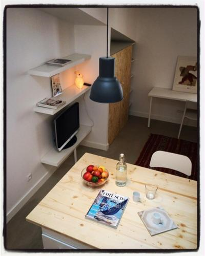 Hyper centre St.Firmin : Apartment near Montpellier