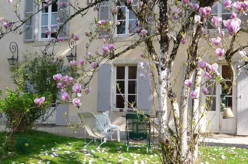 Moulin de la Papeterie B&B : Bed and Breakfast near Sainte-Eanne