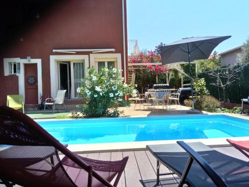 Chambres d'Hôtes de la Grone : Guest accommodation near Argelès-sur-Mer