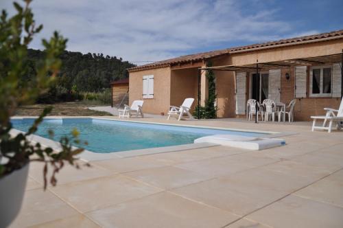 Villa Couren : Guest accommodation near Saint-Savournin