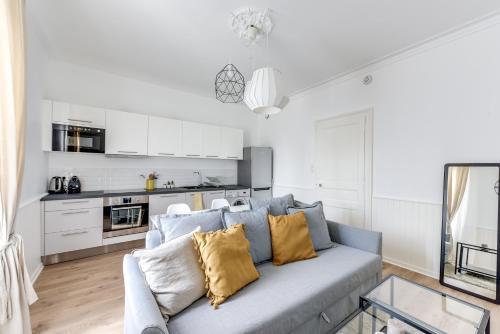 Appartement Le P'tit Dalby : Apartment near Sainte-Luce-sur-Loire