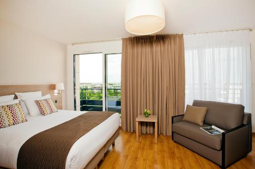 Residhome Bois Colombes Monceau : Guest accommodation near La Garenne-Colombes