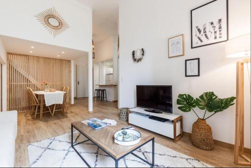Appartement Idéal Vieux Port Plage Centre : Apartment near Marseille 7e Arrondissement