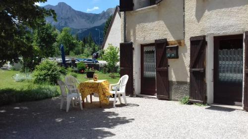 Gite Seguret : Guest accommodation near Saint-Martin-de-Clelles