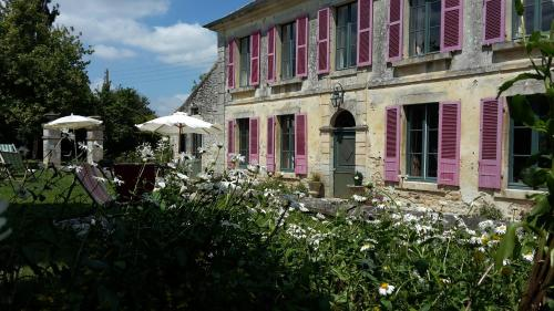 Le Presbytere de Champcerie : Guest accommodation near Goulet