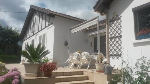 Chambres d'Hôtes Le Perdigon : Bed and Breakfast near Mauléon-d'Armagnac