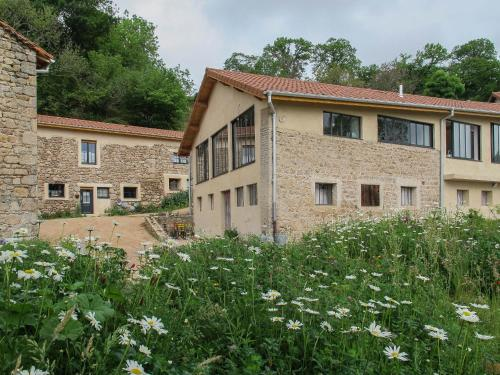La Laiterie du Gontey : Bed and Breakfast near Saint-Didier-sur-Rochefort