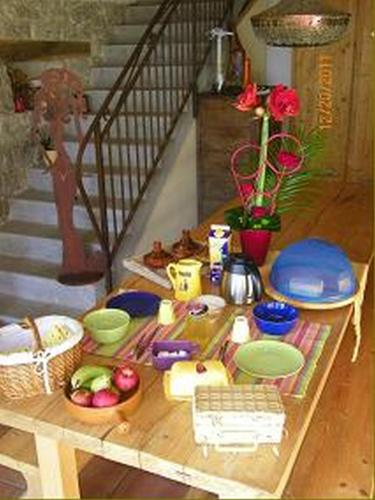 Che'Val d'Amour : Bed and Breakfast near Quingey