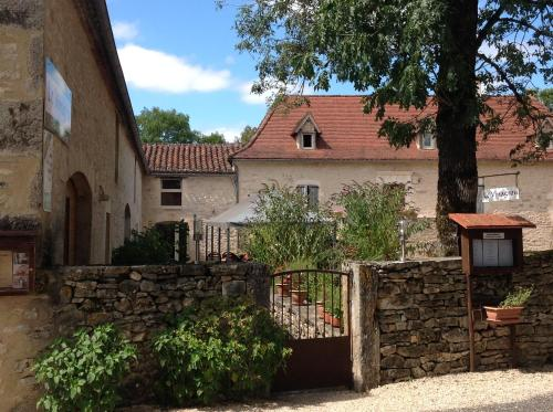 Le Vinagrou : Bed and Breakfast near Vaylats