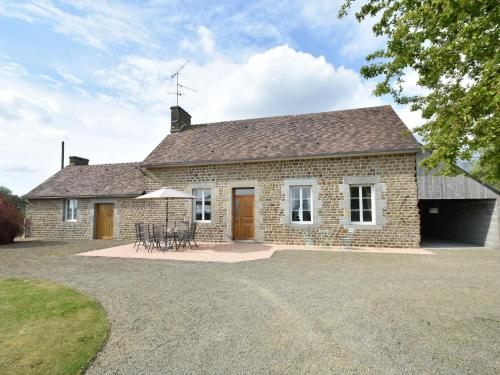 La Longère : Guest accommodation near Lapenty