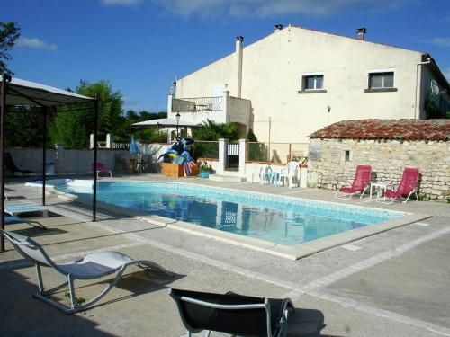Gite Beauregard : Guest accommodation near Tanzac
