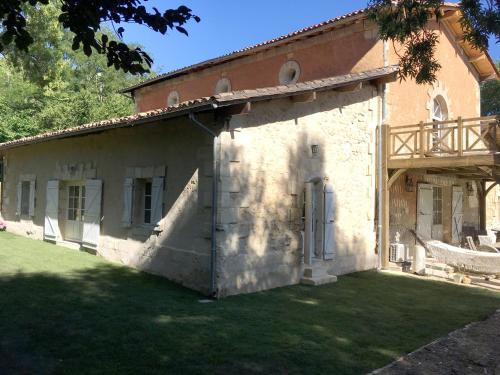 La Metairie de Terrefort : Bed and Breakfast near Carignan-de-Bordeaux