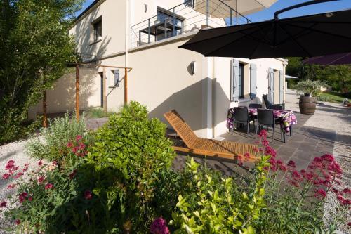 Domaine l'Ancien Vignoble : Apartment near Masclat