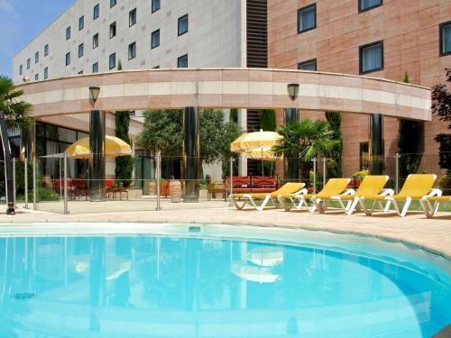 Mercure Bordeaux Aéroport : Hotel near Saint-Jean-d'Illac