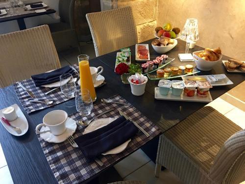 La Bastidie : Hotel near Jugeals-Nazareth