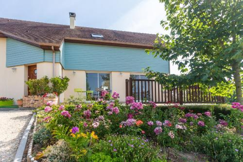 Maison d'hôtes Les Bruyères : Guest accommodation near Saint-Germain-du-Corbéis