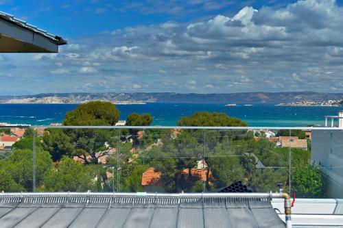 Quintessens : Apartment near Marseille 9e Arrondissement