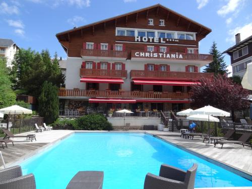 Hotel Christiania : Hotel near Monteynard