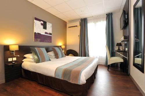 Best Western Plus Hôtel Windsor Perpignan Palais des Congrès : Hotel near Pia