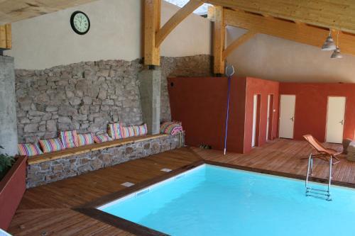 Les Etoiles du Berger : Guest accommodation near Mostuéjouls