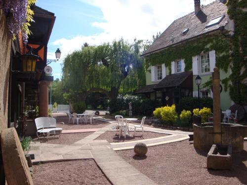 Hôtel au Moulin : Hotel near Logelheim